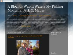 wapiti-waters.blogspot.com