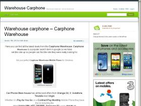 warehousecarphone.co.uk