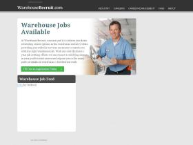 warehouserecruit.com