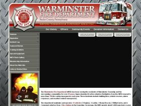 warminsterfd.com