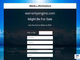 warrantyengine.com