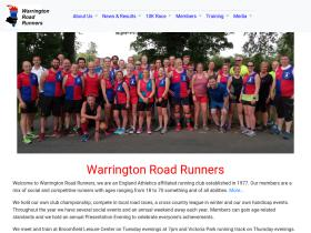 warringtonroadrunners.co.uk