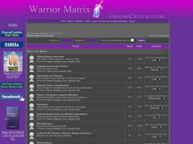 warriormatrix.com