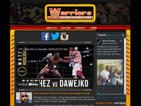 warriorsboxing.com