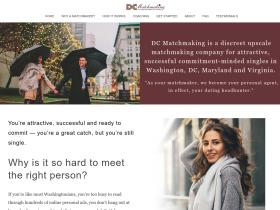 washingtondcmatchmaking.com