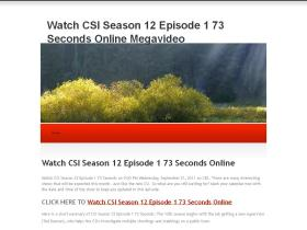 watchcsiseason12episode1online.yolasite.com