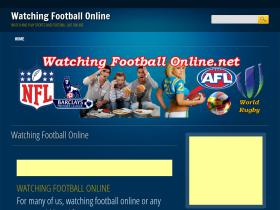 watchingfootballonline.net