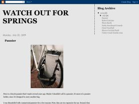watchoutforsprings.blogspot.com