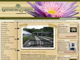waterfordgardens.com