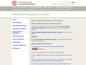 waterquality.cce.cornell.edu