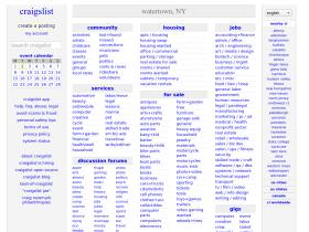 watertown.craigslist.org