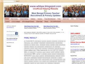 wbbpe.blogspot.in
