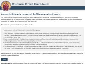 wcca.wicourts.gov