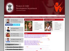 wcd.gujarat.gov.in