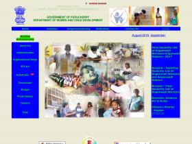 wcd.puducherry.gov.in