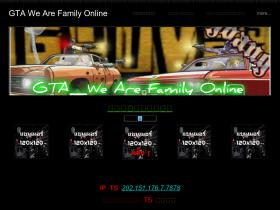 wearefamilygta.weebly.com