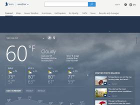 weather.msn.com