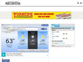 weather.ocregister.com