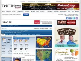 weather.tricities.com