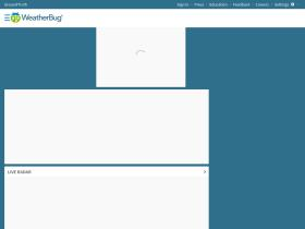 weather.weatherbug.com