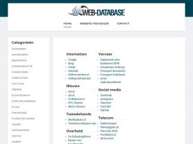 web-database.nl