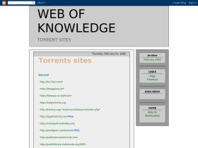 web-of-knowledge.blogspot.com