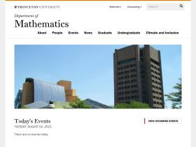 web.math.princeton.edu