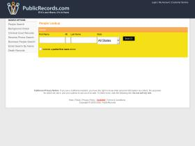 web.publicrecords.com