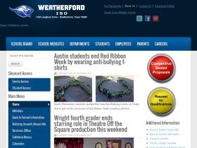 web.weatherfordisd.com