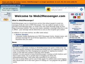 web2messenger.com