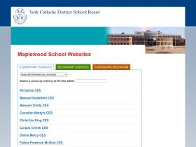 webaccess.ycdsb.ca