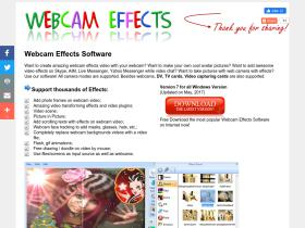 webcam-effects.com