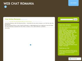 webchatromania.wordpress.com