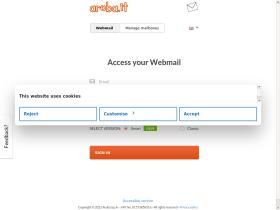 webmail.comuneomignano.gov.it