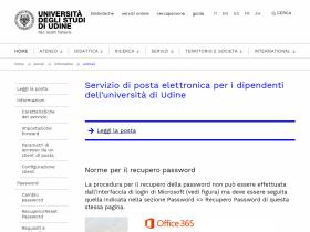 webmail.uniud.it