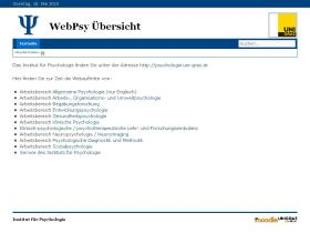 webpsy.uni-graz.at
