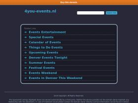 webshop.4you-events.nl