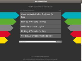 websiteinformationen.de