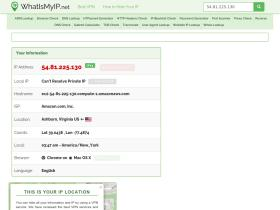 websiteipaddress.com