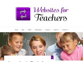 websites4teachers.com