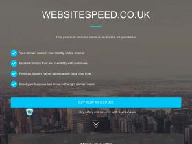 websitespeed.co.uk