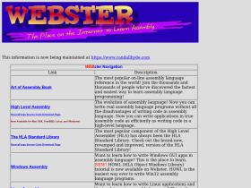 webster.cs.ucr.edu