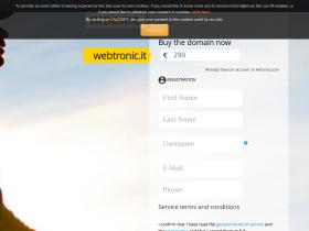 webtronic.it
