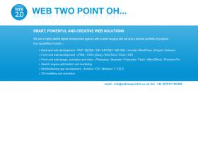 webtwopointoh.co.uk