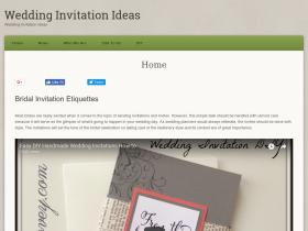 wedding-invitation-ideas.com