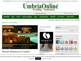 wedding.umbriaonline.com