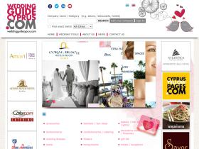 weddingguidecyprus.com