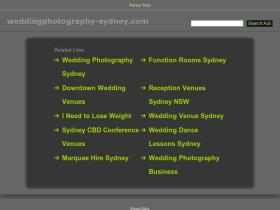 weddingphotography-sydney.com
