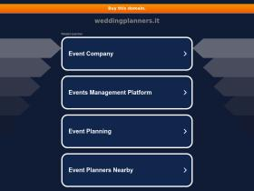 weddingplanners.it