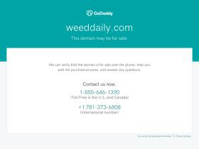 weeddaily.com